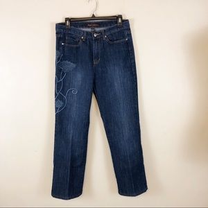 🌹3 for $20🌹 Bogari Straight Imbroidered Jeans 31